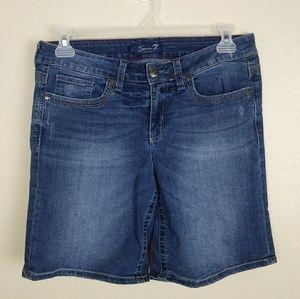 Seven 7 Jean Shorts Women's Size 10